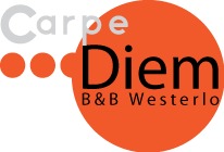 Bed and Breakfast  Carpe Diem Logo